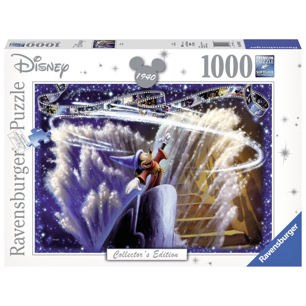 Best Disney Fantasia 1000pc Puzzle You Can Buy
