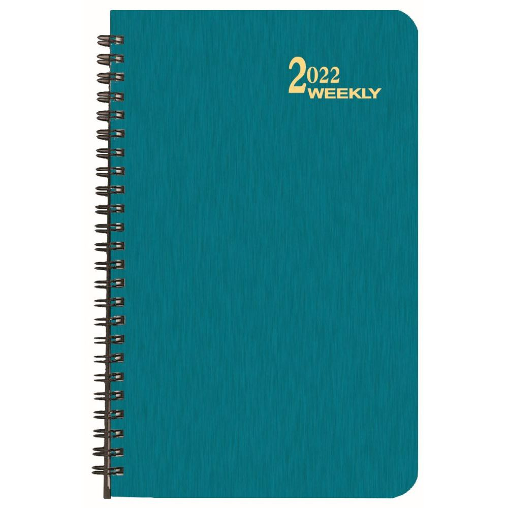 Shimmer 2022 Weekly Appointment Planner