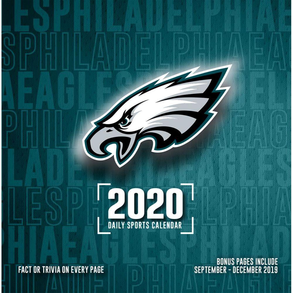 Philadelphia Eagles 2021 Desk Calendar