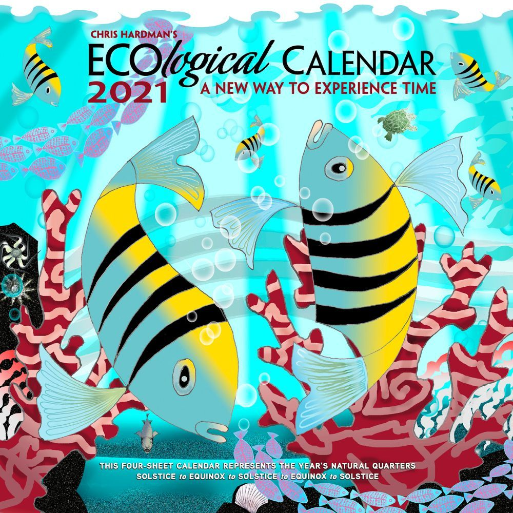2021 Ecological Wall Calendar