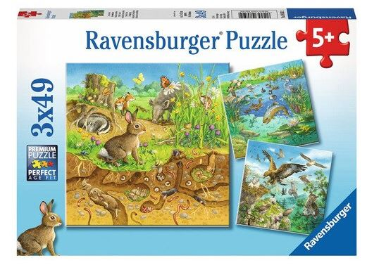 Best Animals 147pc Puzzle You Can Buy