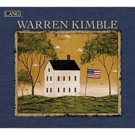 Warren Kimble Wall Calendar