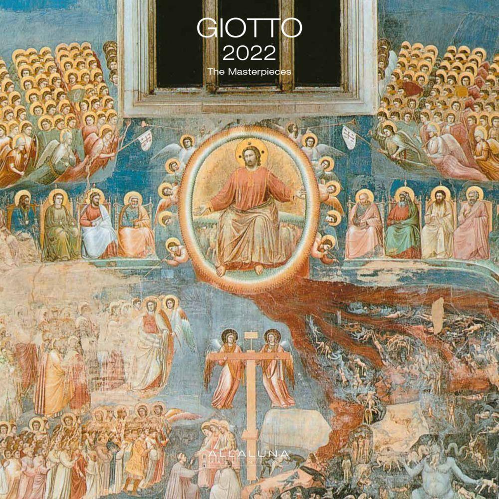 Giotto 2022 Wall Calendar