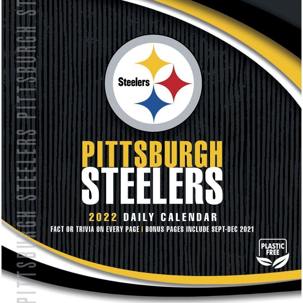 Pittsburgh Steelers 2022 Desk Calendar