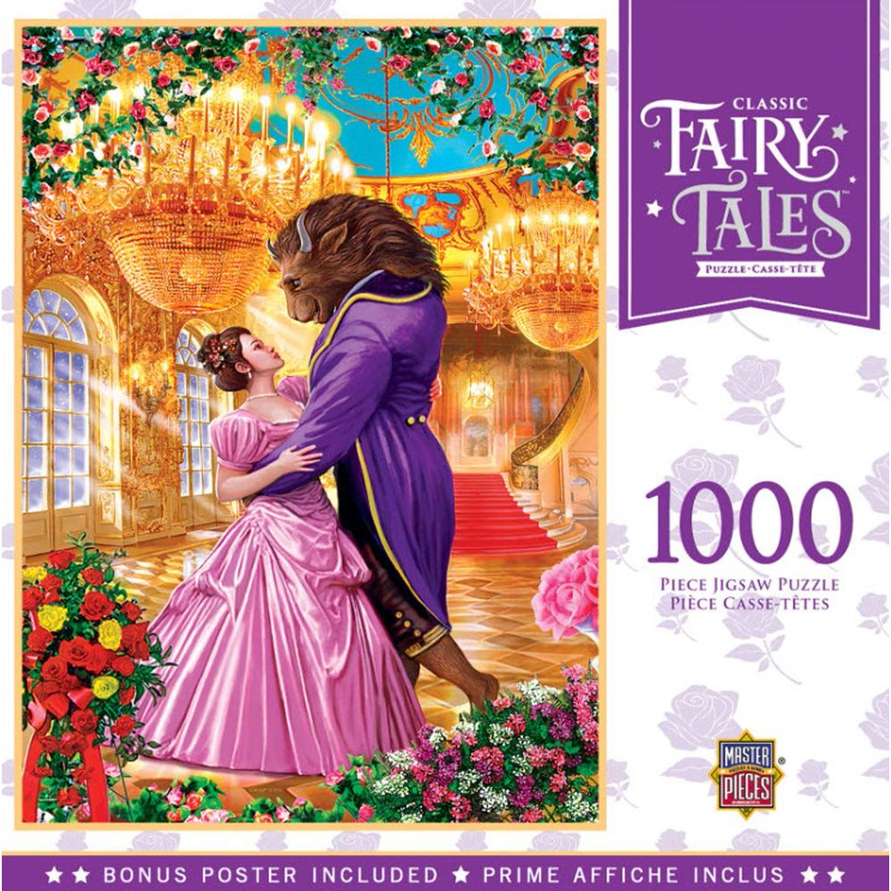 Best Beauty Fairytale 1000pc Puzzle You Can Buy