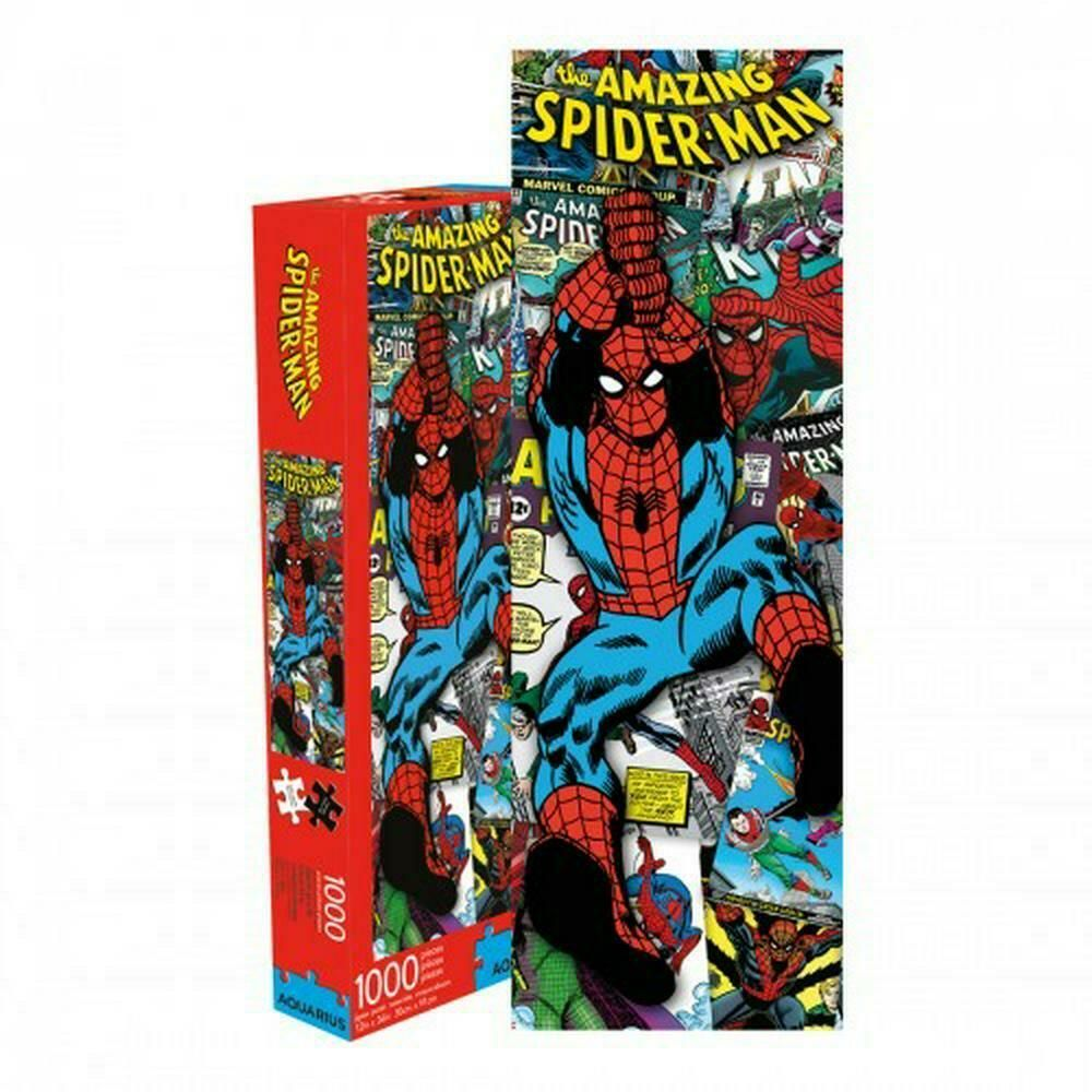 Best Spiderman Slim 1000pc Puzzle You Can Buy