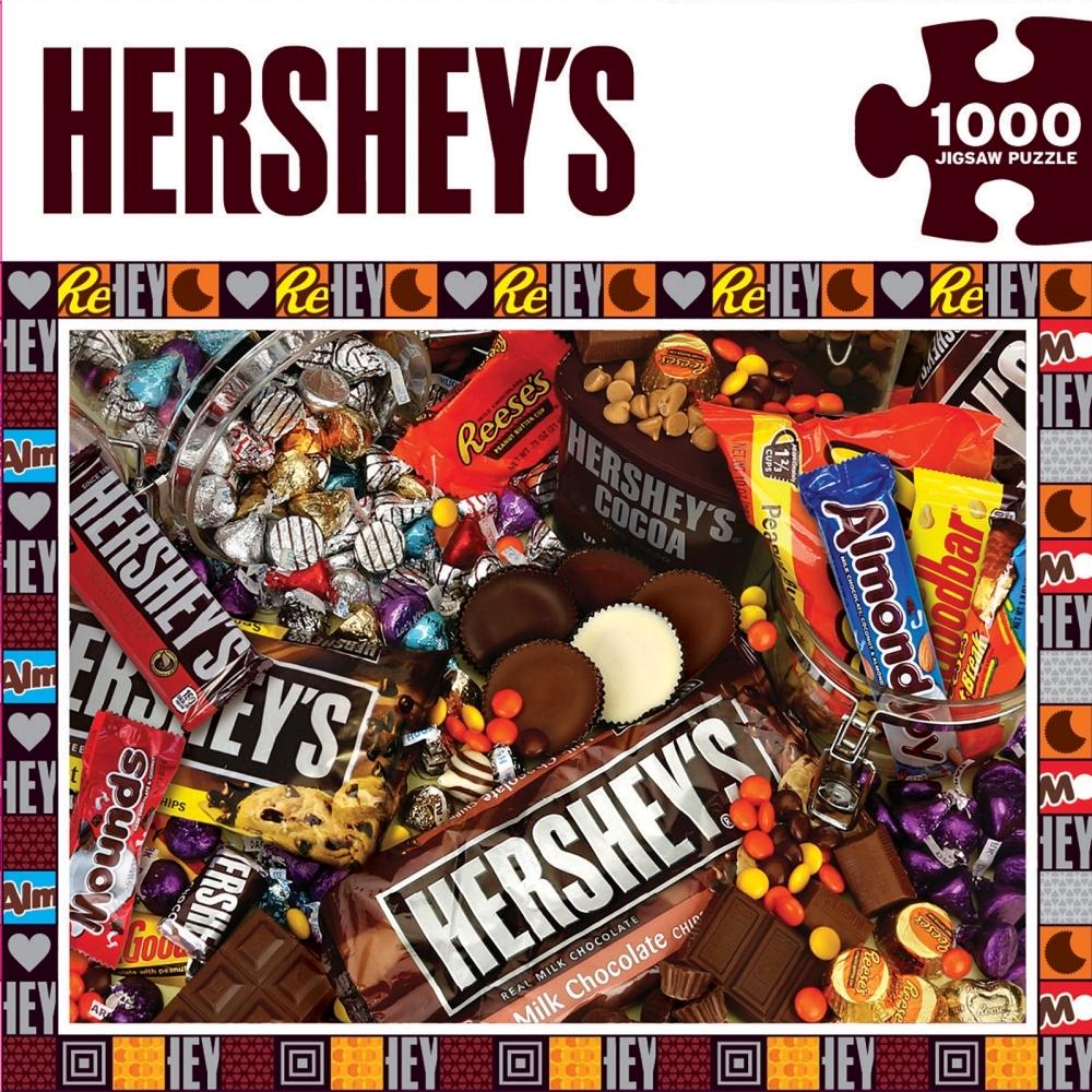 Best Hershey Mayhem 1000 Piece Puzzle You Can Buy