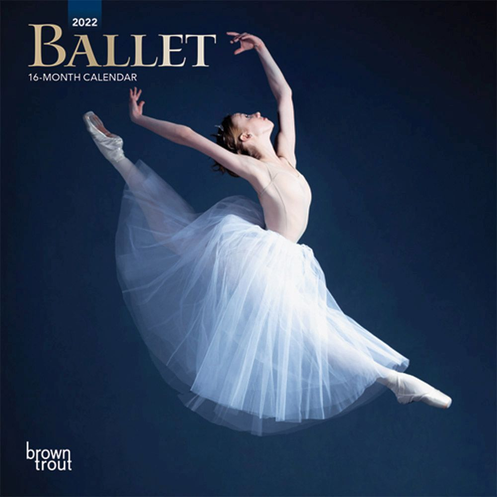 Ballet 2022 Mini Wall Calendar