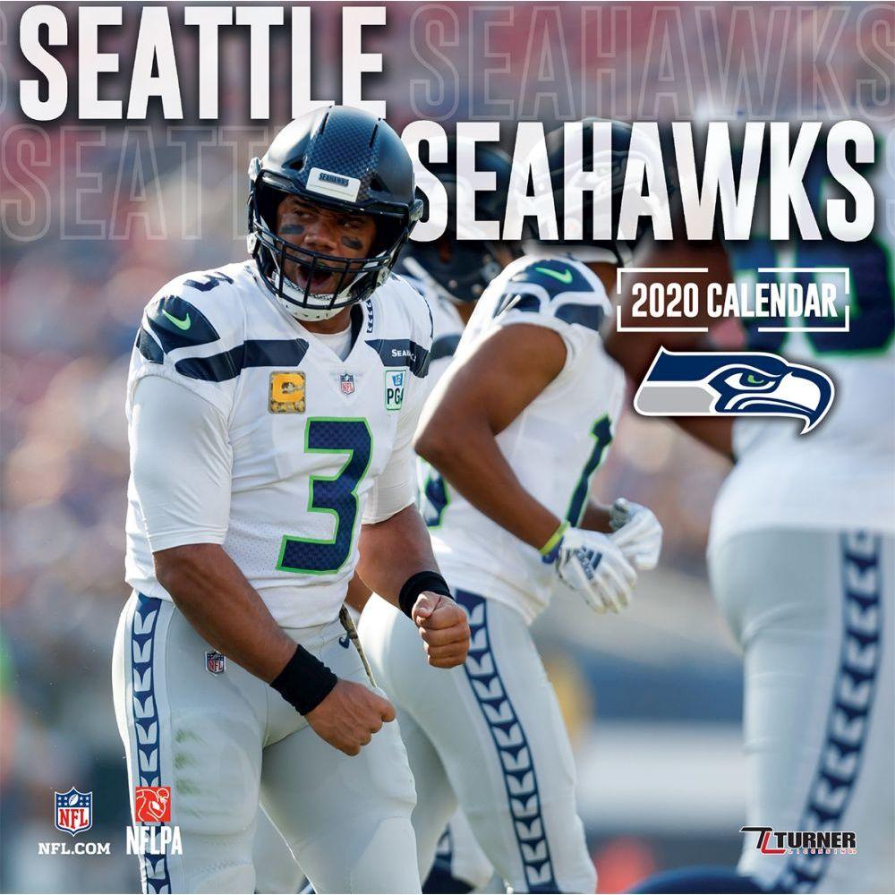 Seattle Seahawks 2021 Wall Calendar