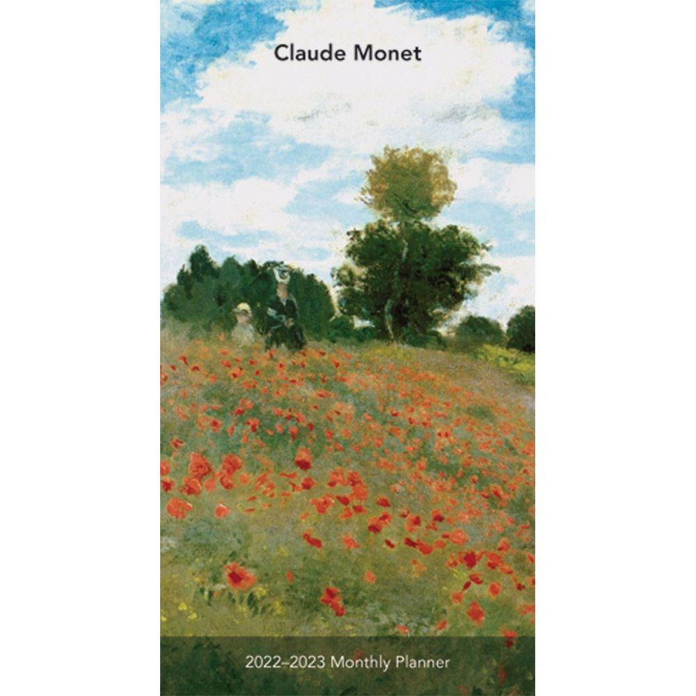 Claude Monet 2022 Planner
