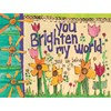 "Brighten-My-World-5.25""-x-4""-Blank-Boxed-Note-Cards-1"