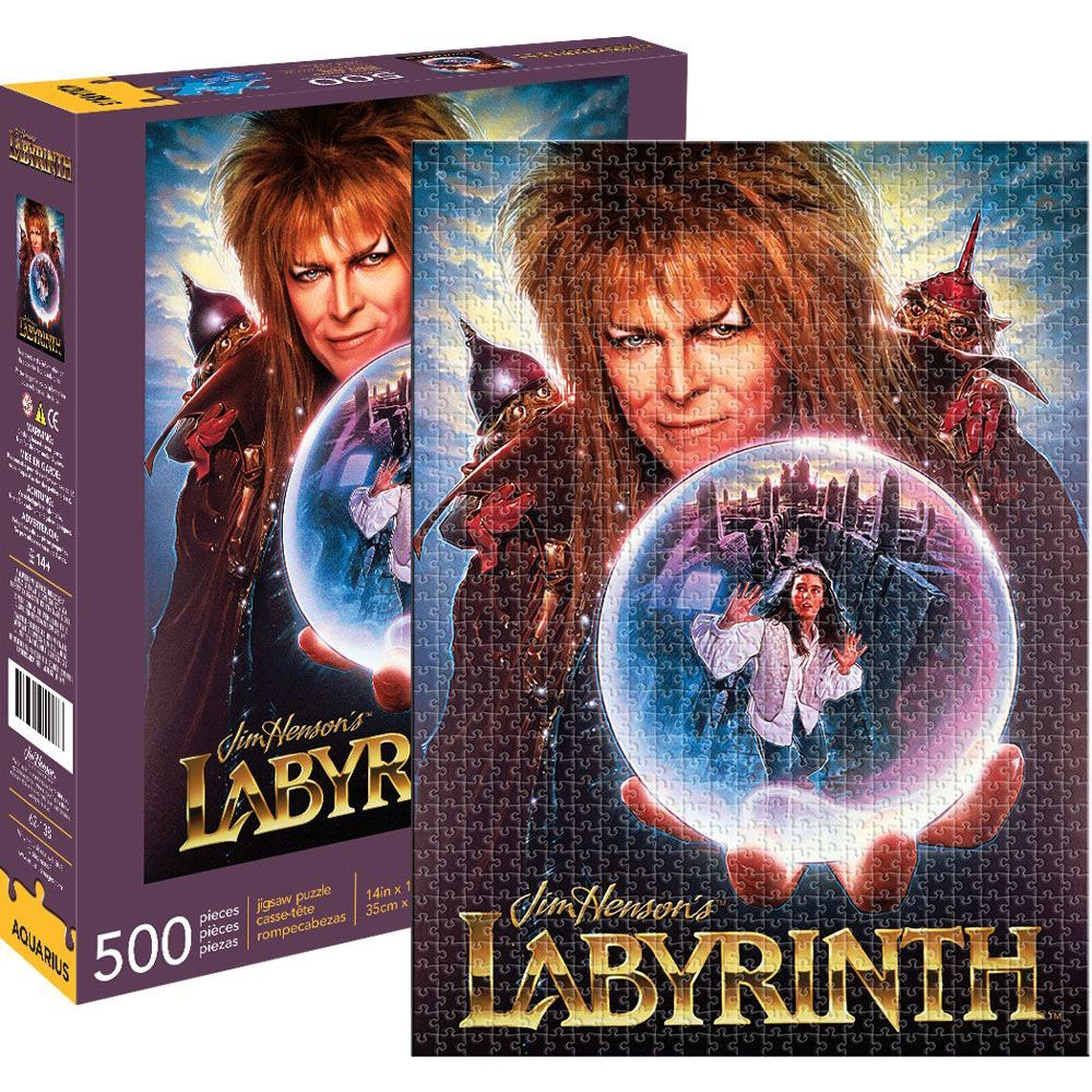 Best Labyrinth 500pc Puzzle You Can Buy