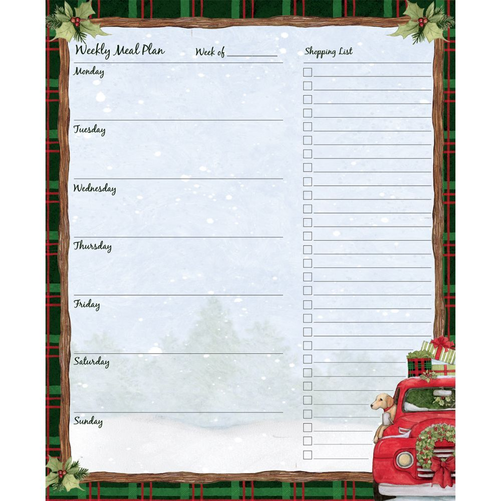 Home for Christmas Recipe Book by Susan Winget-2