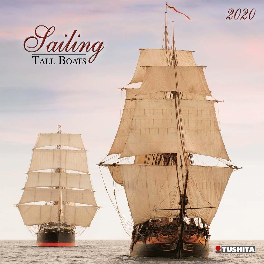 Sailing Tall Boats 2021 Wall Calendar
