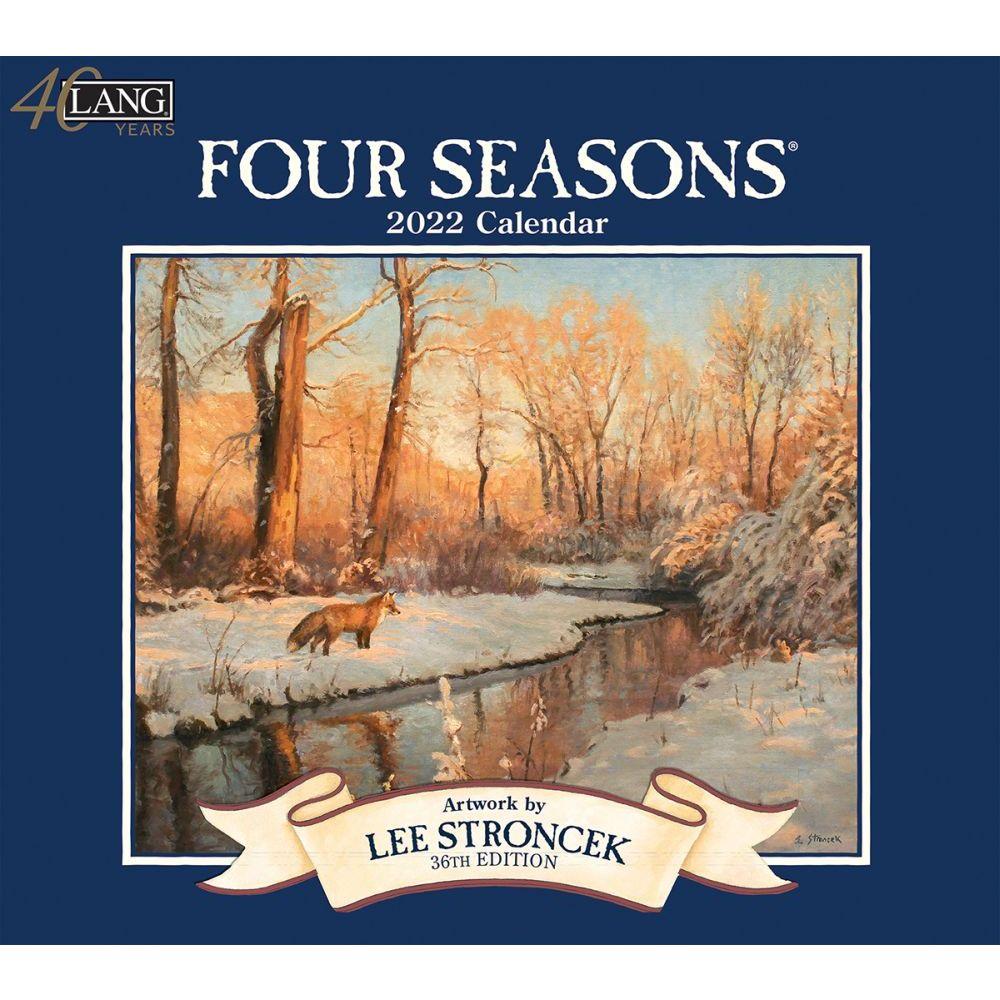 Four Seasons 2022 Wall Calendar