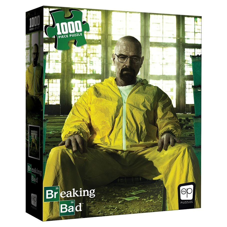 Best Breaking Bad 1000pc Puzzle You Can Buy