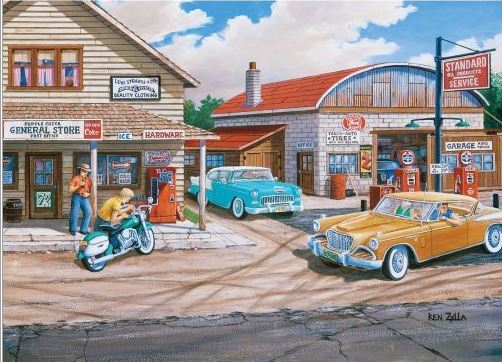 Best Popple Creek Store 1000pc Puzzle You Can Buy