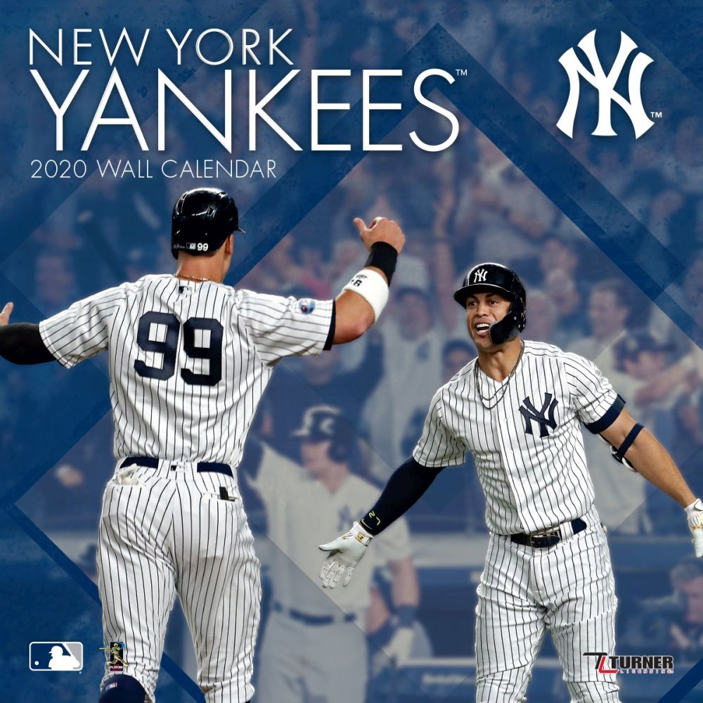 New-York-Yankees-Wall-Calendar-1