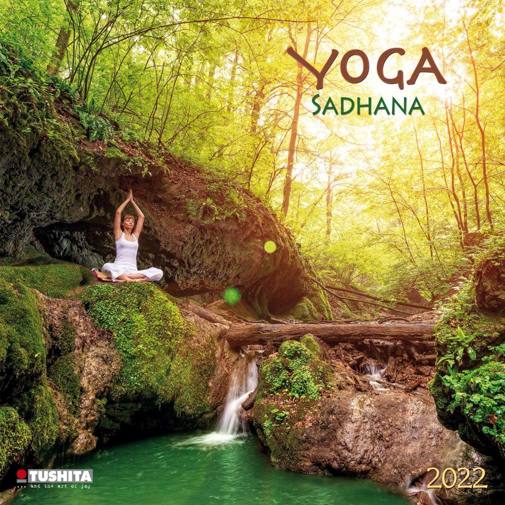 Yoga Suraya Namaskara 2022 Wall Calendar