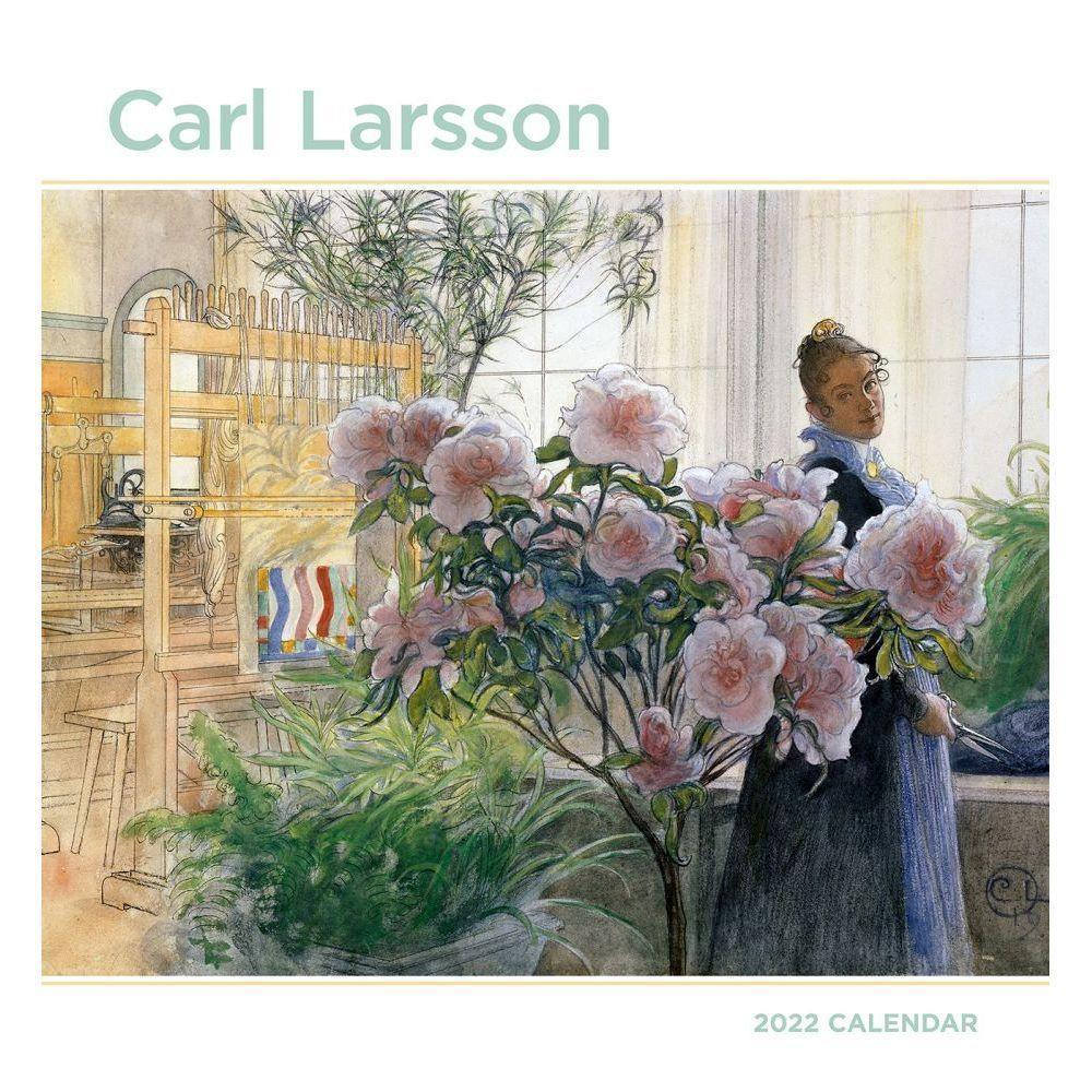 Larsson 2022 Wall Calendar