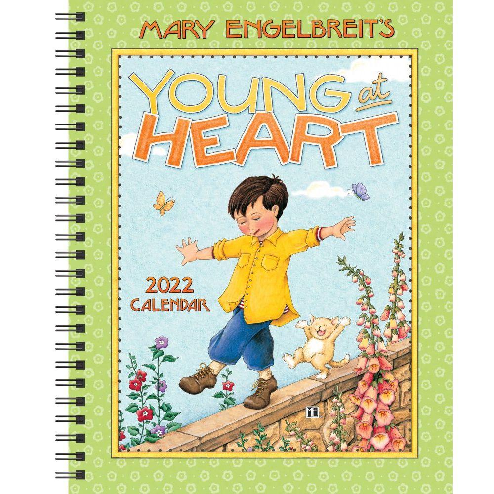 Mary Engelbreit 2022 Softcover Engagement Calendar