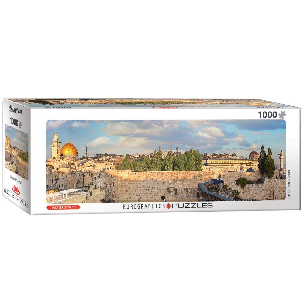 Best Jerusalem 1000pc Puzzle You Can Buy