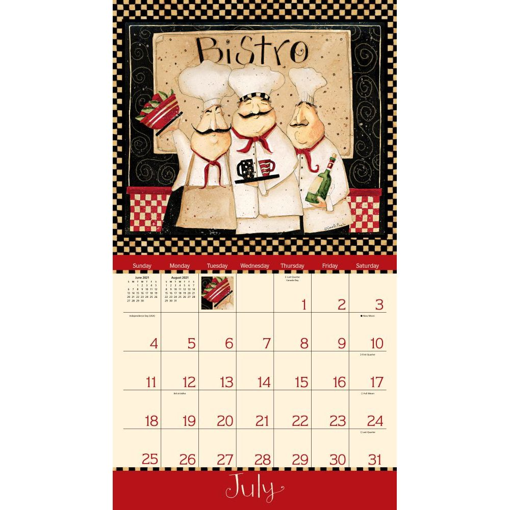 Home In The Kitchen Wall Calendar Calendars Com
