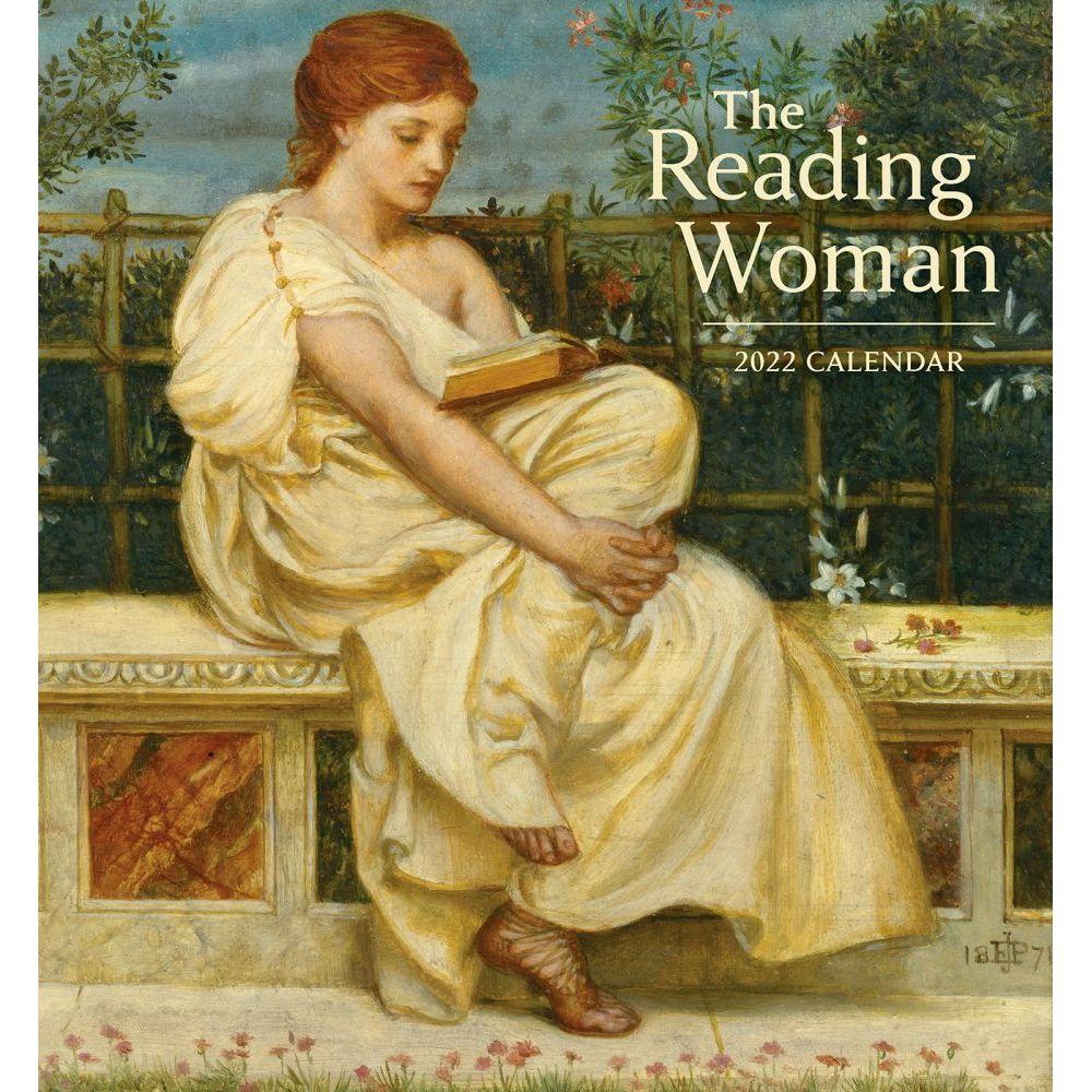 The Reading Woman 2022 Mini Wall Calendar
