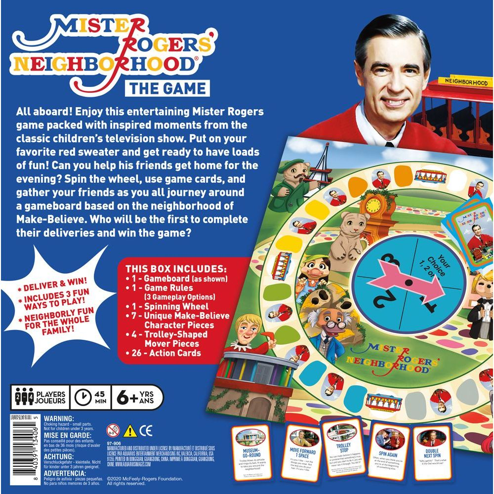 Mr. Rogers Neighborhood Game-1