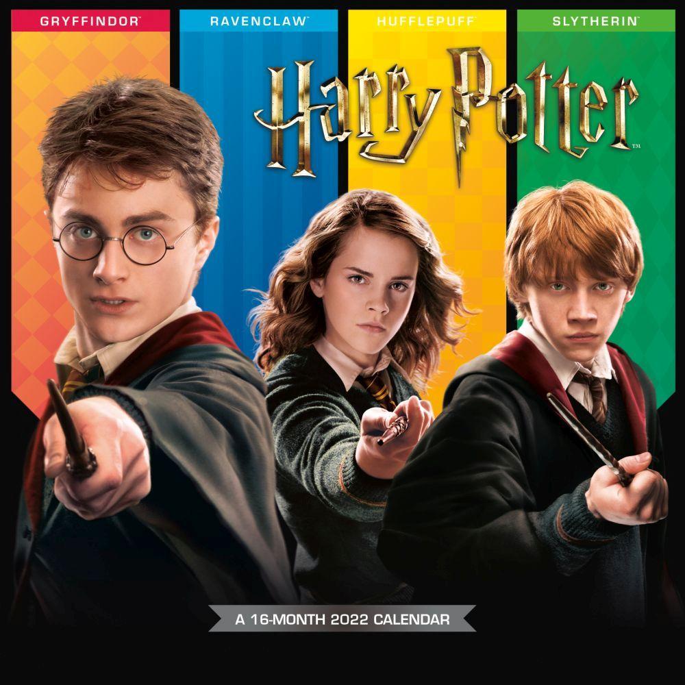 Harry Potter Exclusive 2022 Mini Wall Calendar