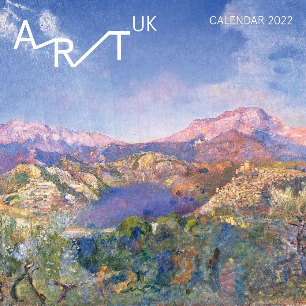 Art UK 2022 Wall Calendar