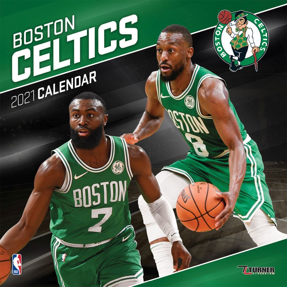 2021 Boston Celtics Mini Wall Calendar