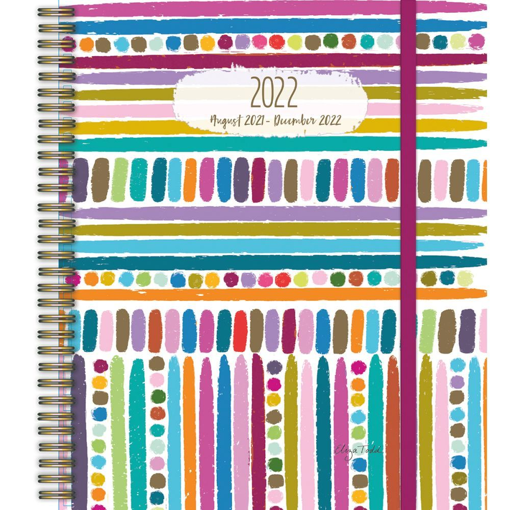 Journey Of The Heart 2022 Deluxe Planner