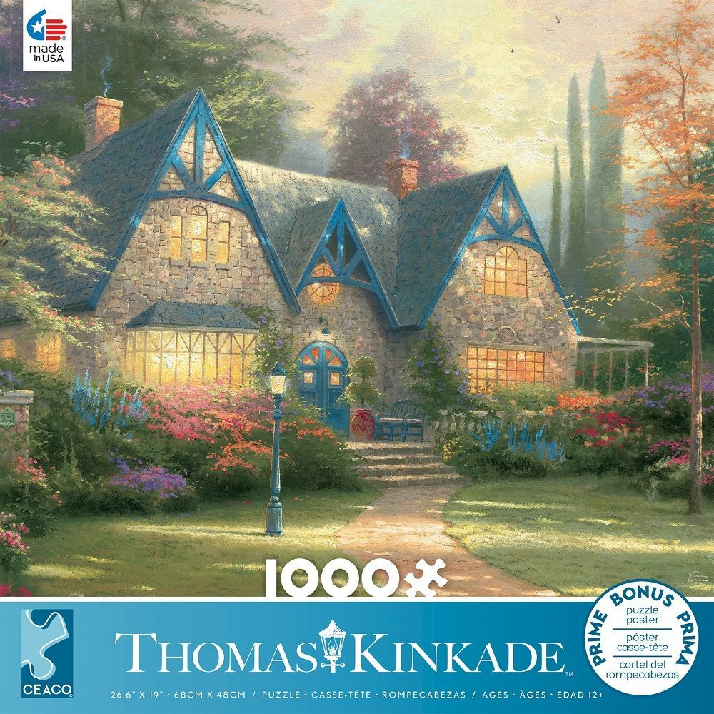 Best Thomas Kinkade 1000 Piece Puzzle You Can Buy
