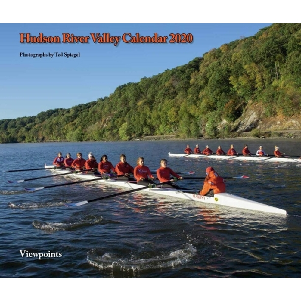 2021 Hudson River Valley Wall Calendar