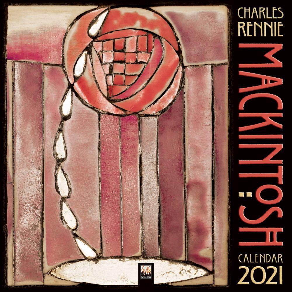 2021 Mackintosh Wall Calendar