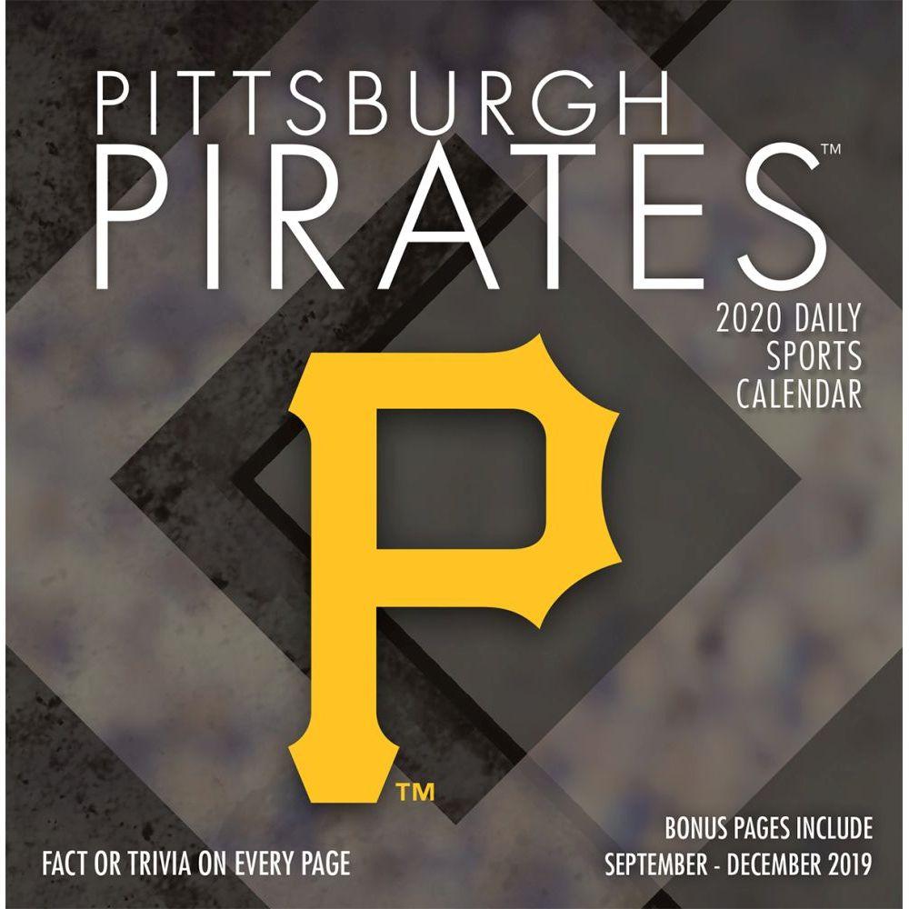 Pittsburgh Pirates 2021 Desk Calendar