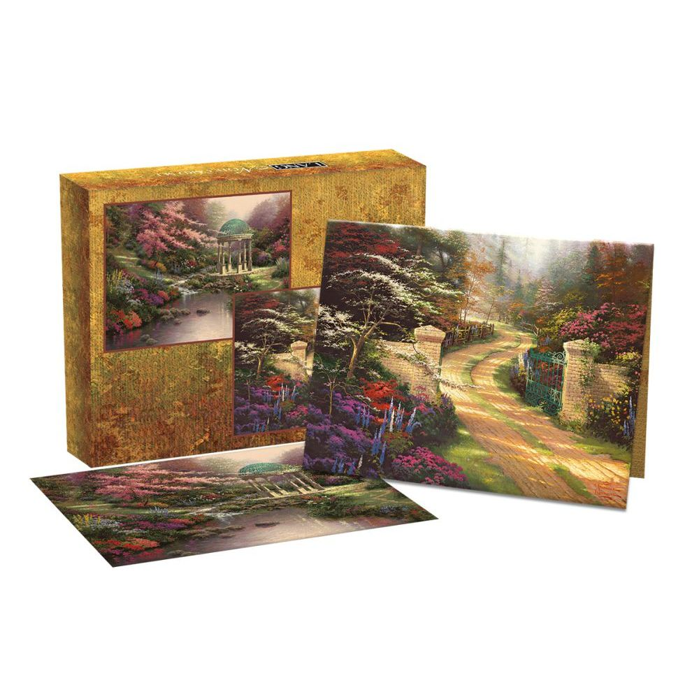 "Garden-Serenity-5.25""-x-4""-Blank-Assorted-Boxed-Note-Cards-1"