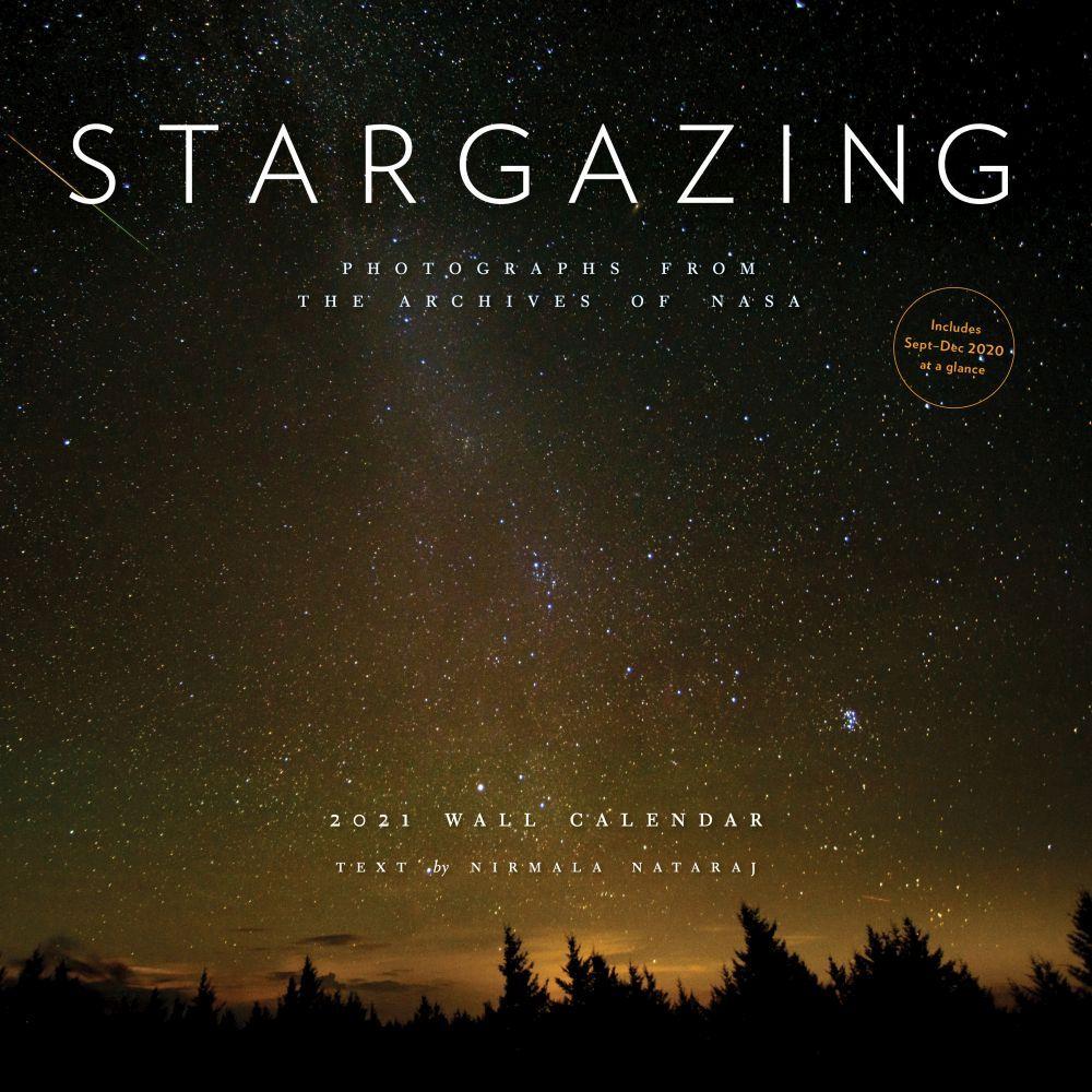 2021 Stargazing Wall Calendar
