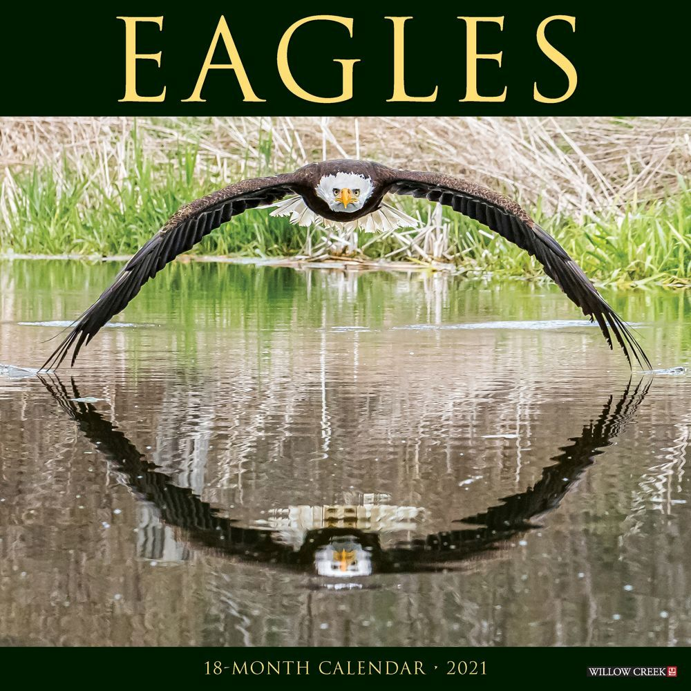 Eagles 2021 Wall Calendar