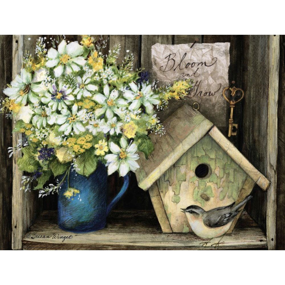 Birdhouse-&-Fence-Assorted-Boxed-Note-Cards-4