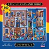 Raining Cats and Dogs 500pc Puzzle