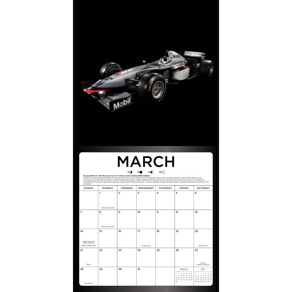 Formel 1 2021 Kalender