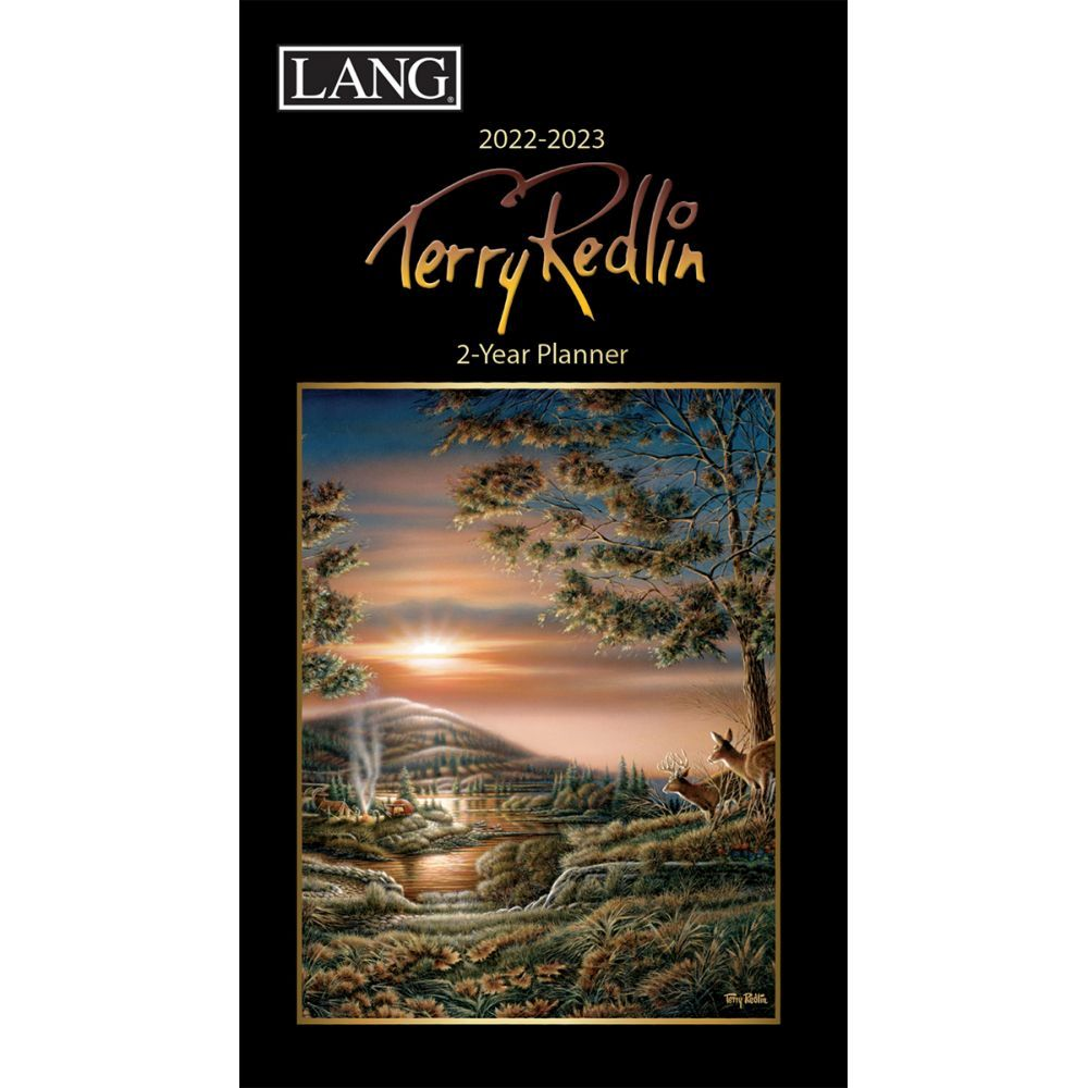 Terry Redlin 2022 Two Year Planner
