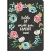 Sophisticated Florals Elements Classic Journal