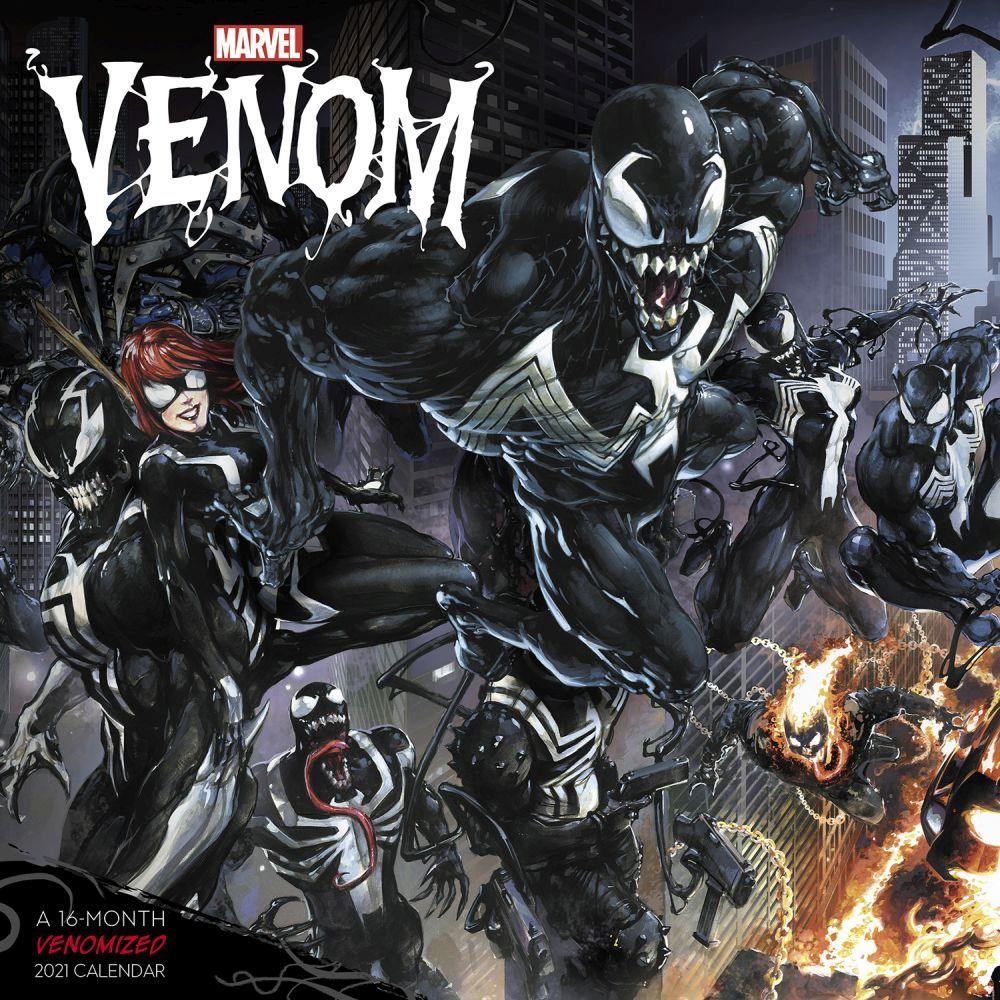 Venom Wall Calendar