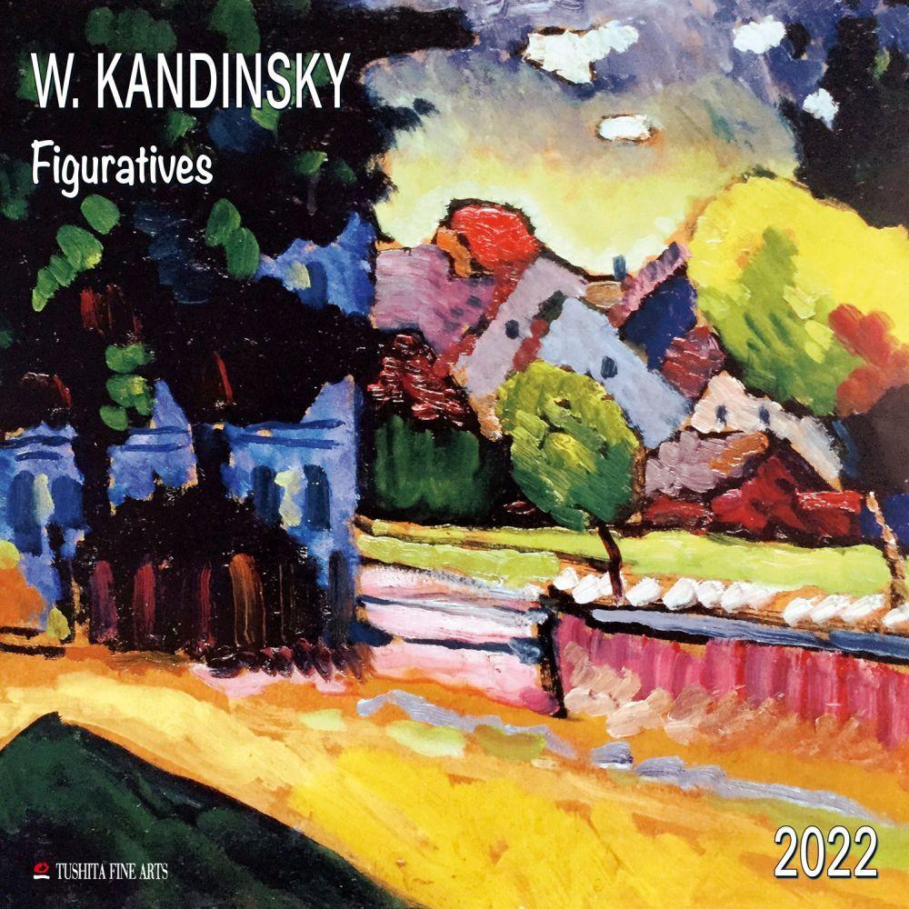Kandinsky 2022 Wall Calendar
