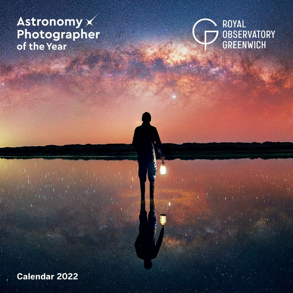 Royal Observatory Astronomy 2022 Wall Calendar