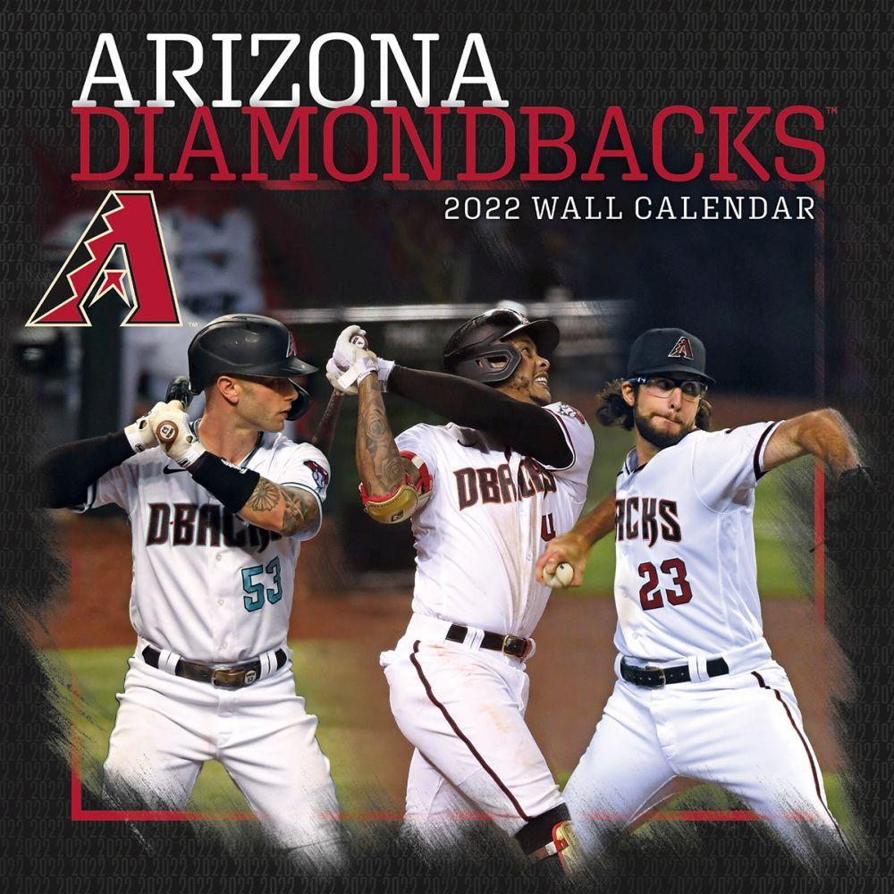 Arizona Diamondbacks 2022 Wall Calendar