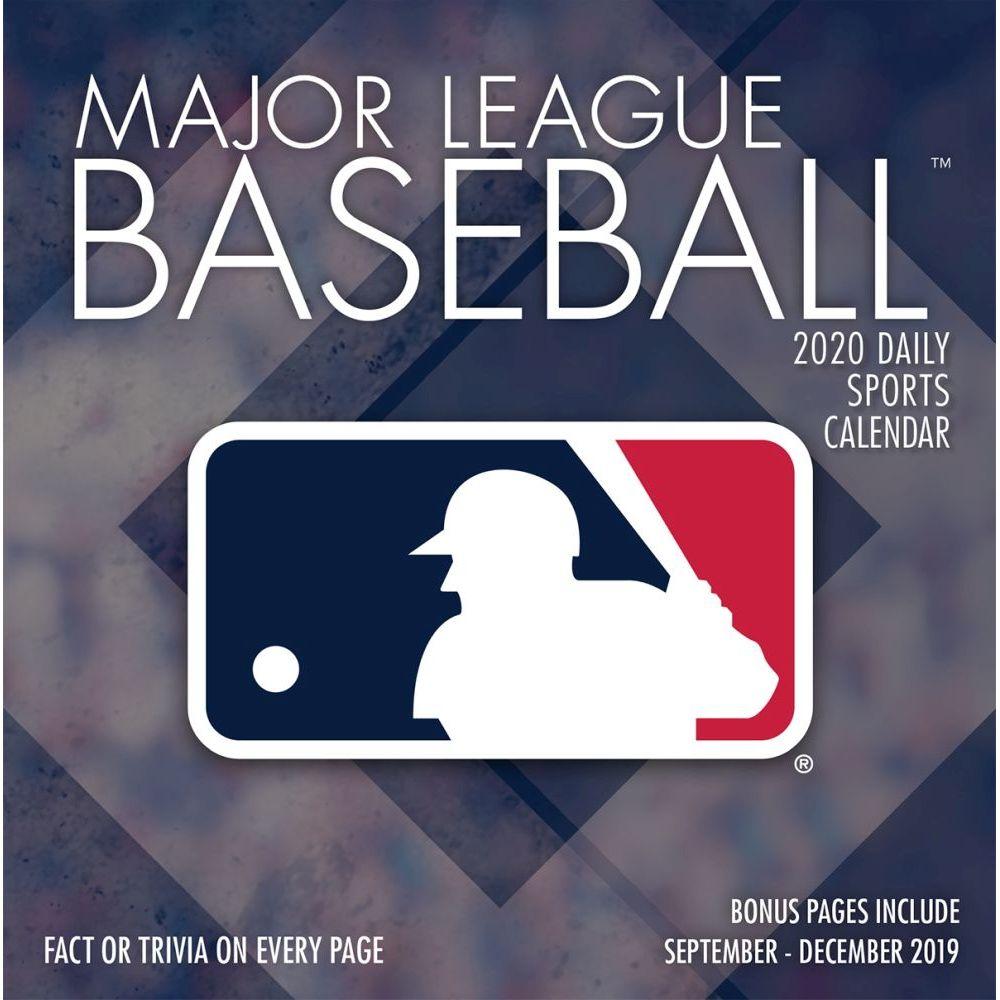 MLB All Team 2021 Desk Calendar